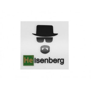 Quadro Decorativo Personalizado Breaking Bad Heisenberg