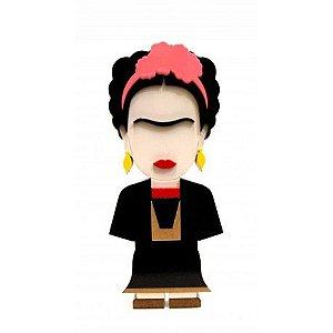 Adorno Decorativo Boneca Frida Kahlo