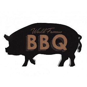 Adorno Decorativo Churrasqueira Grill BBQ