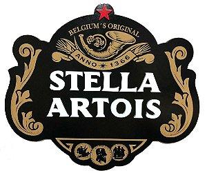 Quadro de Churrasqueira Cerveja Stella Artois