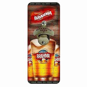 Abridor de Garrafas Cerveja Brahma