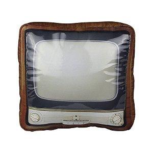 ALMOFADA PORTA TABLET E CELULAR FORMATO TV
