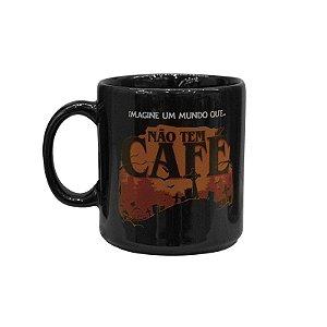 CANECA THRILLER MUNDO SEM CAFÉ 270ml