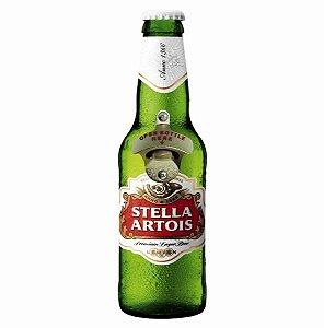 Abridor de Garrafa Personalizado Stella Artois Mdf