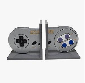 Aparador de Livros Super Nintendo