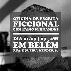 Curso de Escrita Ficcional com Fábio Fernandes em Belém