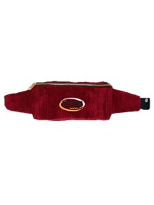 Fivebucks Belt Bag Cotelê Wine