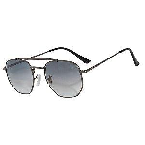 Óculos de Sol Masculino Feminino KALLBLACK SU3458C5 Grafite