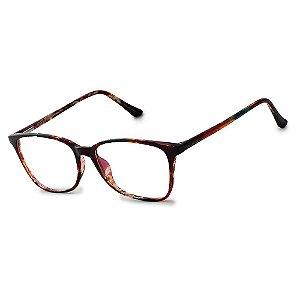 Armação para Óculos Feminino KALLBLACK AF3107