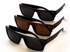 Oculos Sol Masculino com Proteção UV Original Kallblack SM18179