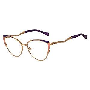 Armação Óculos Grau Feminino KALLBLACK AF8341C4