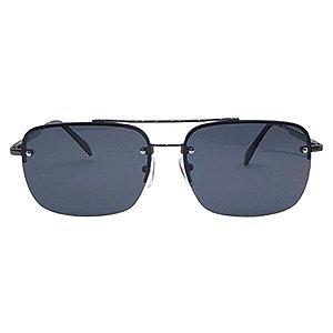 Óculos de Sol Masculino Kallblack SM7535C2 Preto / Grafite