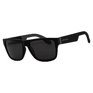 Óculos de Sol Masculino Kallblack SM9071F35 Preto/Cinza