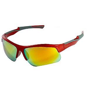 Óculos Esportivo Solar Ciclismo Corrida Esportes Ao Ar Livre