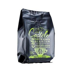 Monte Castelo torra clara premium