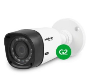 VHD 1120 B Câmera HDCVI com infravermelho