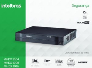 MHDX 1004 Gravador digital de vídeo Multi HD