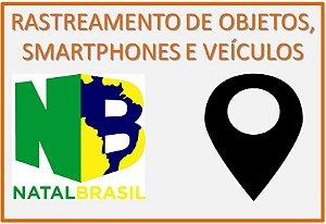 Rastreamento de Objetos, Smartphones e Veículos