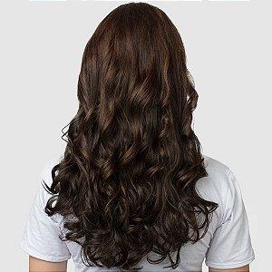 Aplique Ondulado Hairdo 58cm Chocolate