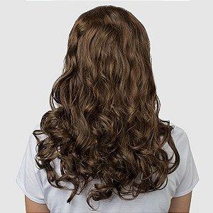 Aplique Ondulado Hairdo 58cm Avelã