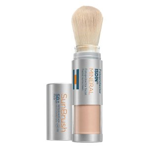 Protetor Solar Facial Sun Brush Mineral FPS 50+ Isdin 4g