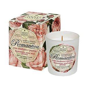Vela Romantica Rosas Florentinas E Peônia Nesti Dante 160g
