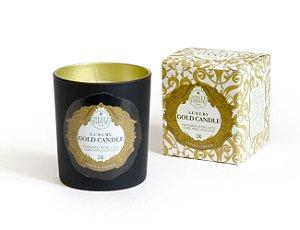 Vela Perfumada Luxury Gold 160g Nesti Dante