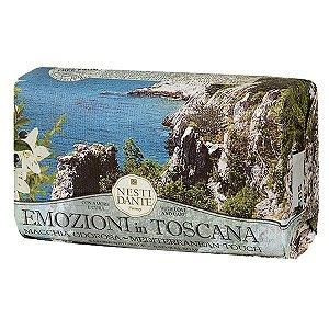 Sabonete Emozioni in Toscana Mediterrâneo Nesti Dante 250g