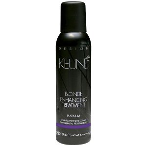 Keune Blonde Enhancing Treatment Platinum 200ml
