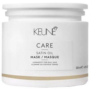 Máscara Care Satin Oil Keune 200ml