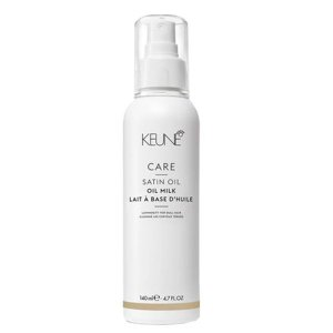 Oléo Finalizador Care Satin Oil Milk Keune 140ml