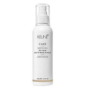 Oléo Finalizador Care Satin Oil Milk Keune 140ml