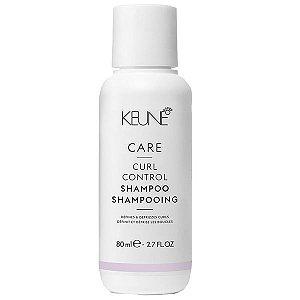 Shampoo Care Curl Control Keune 80ml