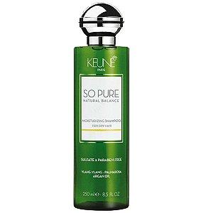 Shampoo So Pure Moisturizing Keune 250ml