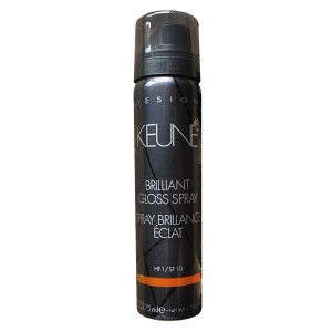 Spray de Brilho Brilliant Gloss Spray Keune 75ml