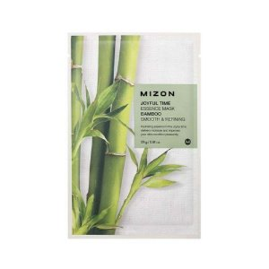 Máscara Facial Joyful T Essence Mask  Detox Bamboo Mizon 23g