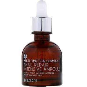 Hidratante Mucina Caracol Snail Repair Intensive Mizon 30ml