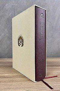 A Bíblia de Estudo da Fé Reformada - Capa Luxo Vinho