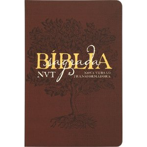 Bíblia NVT LG Éden Vinho