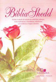 Bíblia Shedd - Luxo - Covertex feminina / Russel Shedd