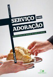 Série Cruciforme - Serviço como adoração / Nate Palmer