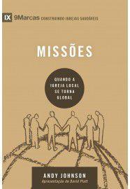 Série 9Marcas - Missões / Andy Johnson
