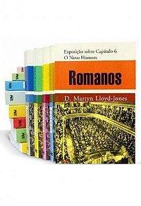 Box Comentário De Romanos / Martyn Lloyd-Jones