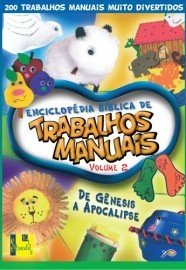 Enciclopédia Bíblica de Trabalhos Manuais - Vol. 2 / Group Publishing