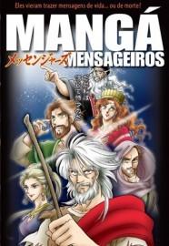 Mangá Mensageiros – Em português / Next, Editora responsável