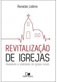 Revitalização de igrejas / Ronaldo Lidório