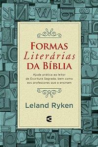 Formas literárias da Bíblia / Leland Ryken