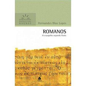Romanos Comentarios Expositivos / Hernandes Lopes