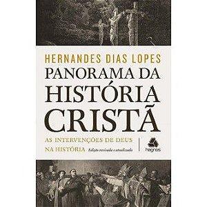 Panorama Da Historia Crista / Hernandes Lopes