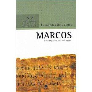 Marcos Comentarios Expositivos / Hernandes Lopes